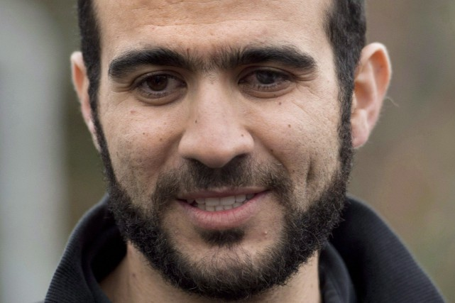 Omar Khadr... (Photo Nathan Denette, La Presse Canadienne)