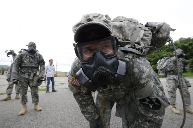 L'armée de terre américaine (US Army) a décrété... (Photo archives AP)
