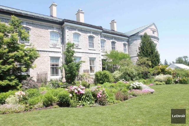 Rideau Hall... (Photo Archives, LeDroit)