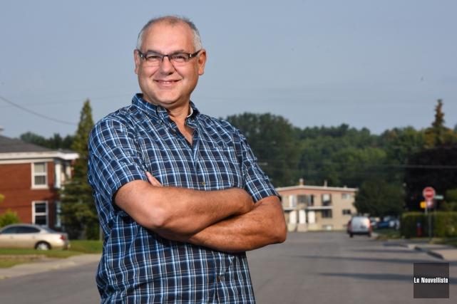 Jean-Marc Bouchard a créé l'organisme EMPHASE pour venir... (Photo: François Gervais, Le Nouvelliste)