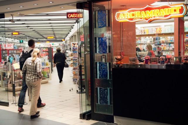 Renaud-Bray avait indiqué que les magasins Archambault, qu'elle... (Photo Ryan Remiorz, La Presse Canadienne)