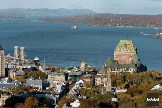 Le ministère des Transports du Québec (MTQ) s'attelle... (Photothèque Le Soleil, Jean-Marie Villeneuve)