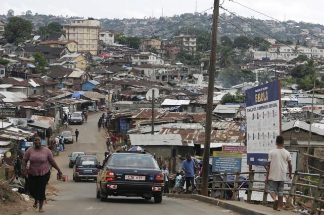 La Sierra Leone espérait être en voie d'éradication... (Archives AP, Sunday Alamba)