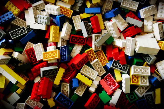 Lego qui pratique la censure ? (Photo: AP)