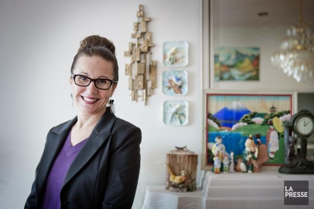 Isabelle Clément peut vous aider dans vos projets... (PHOTO BERNARD BRAULT, LA PRESSE)
