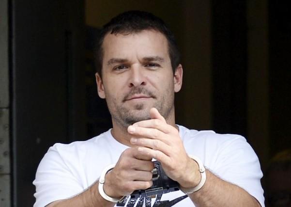 Marc Cossette a été incarcéré 22 jours.... (Photo Jeannot Lévesque)