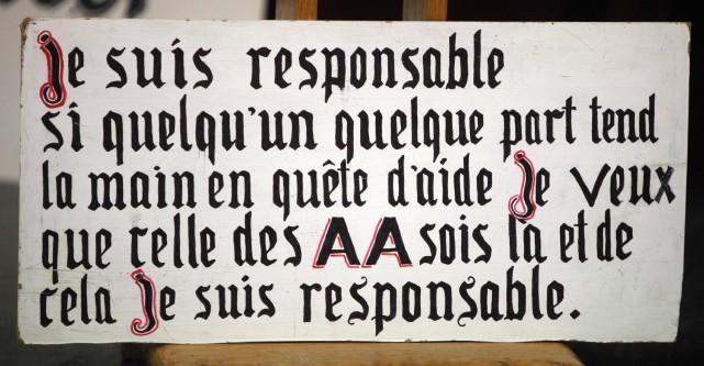 L'organisation du Congrès des Alcooliques anonymes (AA) de Saguenay, qui...