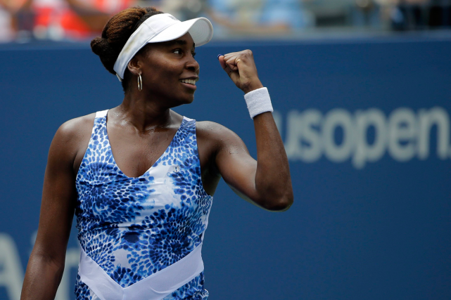 Venus Williams... (Photo Matt Rourke, AP)