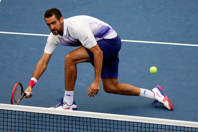 Marin Cilic... (Photo Charles Krupa, AP)