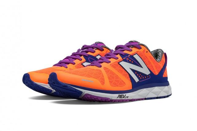 La création d'une chaussure athlétique est un sport en soi et ses athlètes, les... (Photo tirée du site web de New Balance)