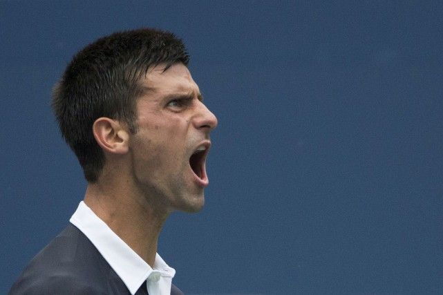 Novak Djokovic... (Photo Adrees Latif, Reuters)
