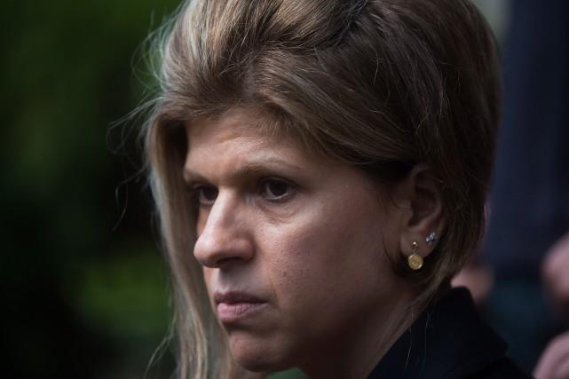 La tante du petit Alan, Tima Kurdi... (Photo Darryl Dyck, La Presse Canadienne)