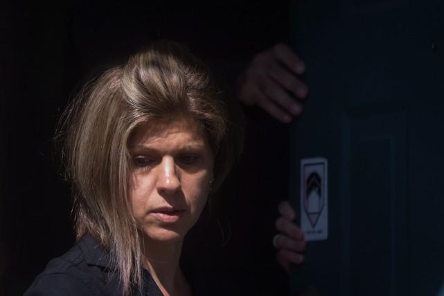 Tima Kurdi, la tante du jeune Alan Kurdi... (Photo Darryl Dyck, La Presse Canadienne)