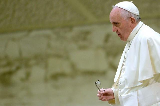 Le pape est plébiscité par 87% des catholiques...
