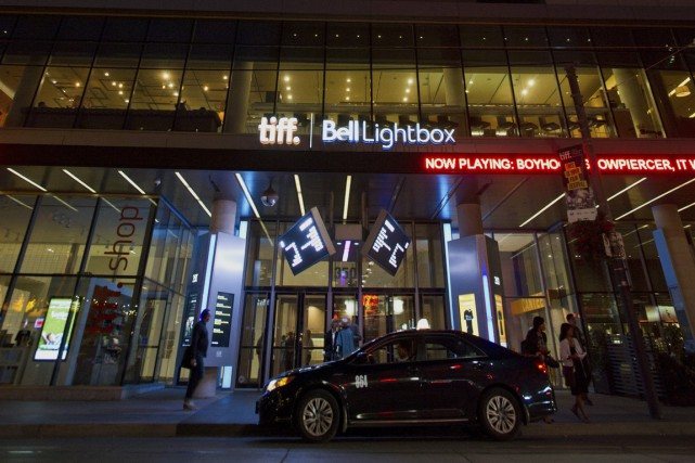 Le Bell Lightbox est inauguré en 2010 et... (Photo Galit Rodan, Bloomberg)