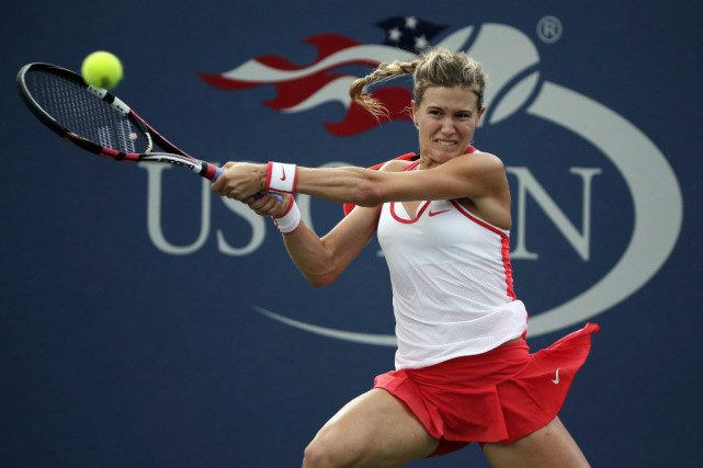 Eugenie Bouchard.... (Charles Krupa, Associated Press)