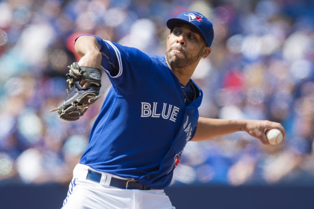 David Price... (Photo Darren Calabrese, La Presse Canadienne)