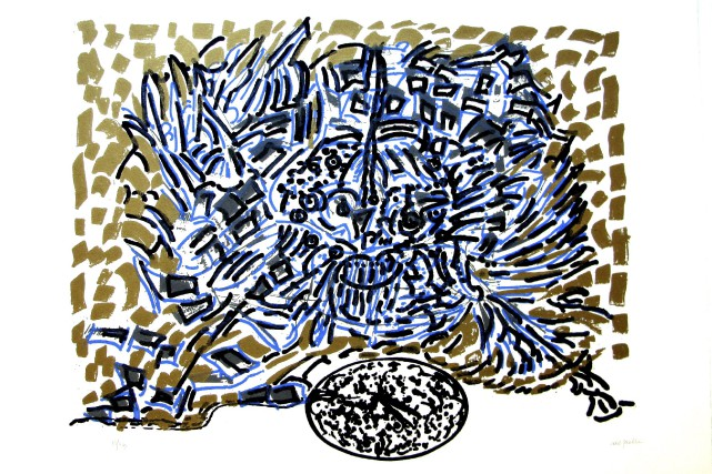 La Galerie Jean-Claude Bergeron exposera des estampes de... (Courtoisie)