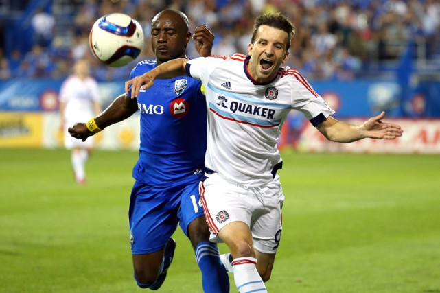 Nigel Reo-Coker (photo), Wandrille Lefèvre, Donny Toia et... (Photo Jean-Yves Ahern, USA TODAY Sport)