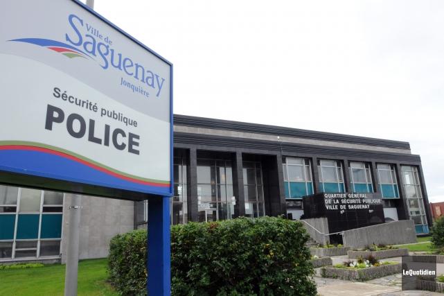 Deux personnes ont été arrêtées pour conduite avec les facultés affaiblies dans... (Archives Le Quotidien, Michel Tremblay)