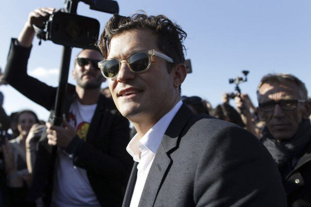 Orlando Bloom... (Photo CHARLY TRIBALLEAU, AFP)