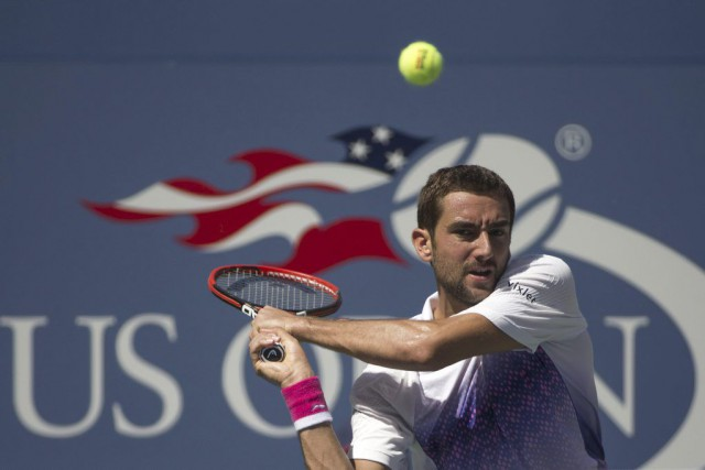 Marin Cilic... (PHOTO ADREES LATIF, REUTERS)