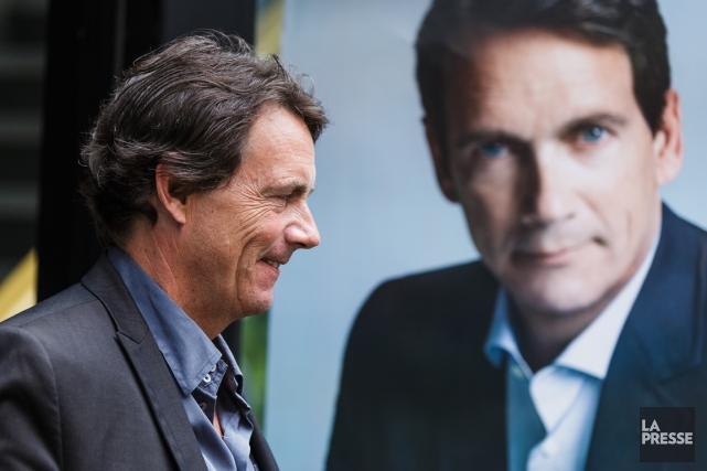 Le chef du PQ, Pierre Karl Péladeau.... (Photo archives La Presse)
