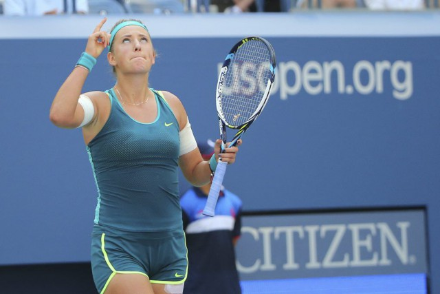 Victoria Azarenka... (Photo Anthony Gruppuso, USA TODAY Sports)
