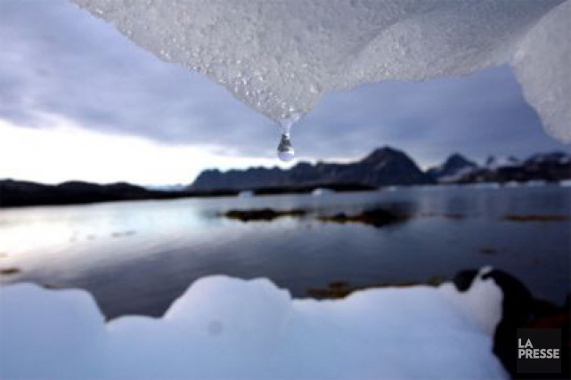 Les plus grands spécialistes de l'Arctique seront réunis à Vancouver cette... (Photo d'archives, AP)