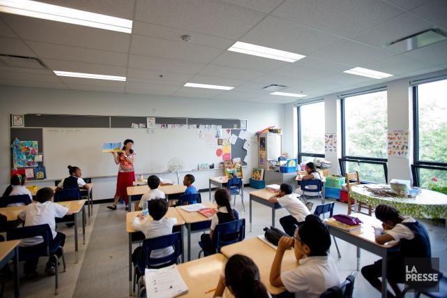 Malgré les conditions difficiles des enseignants, certains rêvent... (Photo Marco Campanozzi, archives La Presse)