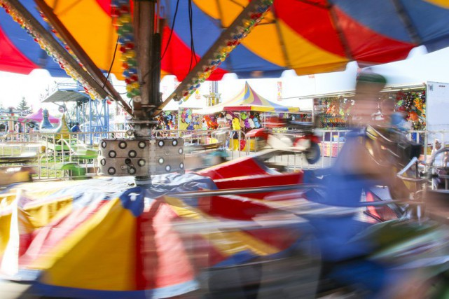 Comment avez-vous trouvé l'édition 2015 du Festival de montgolfières de... (Patrick Woodbury, LeDroit)