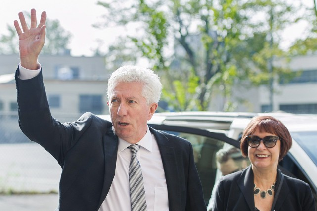Le chef du Bloc québécois, Gilles Duceppe, s'est... (Photo: La Presse Canadienne)
