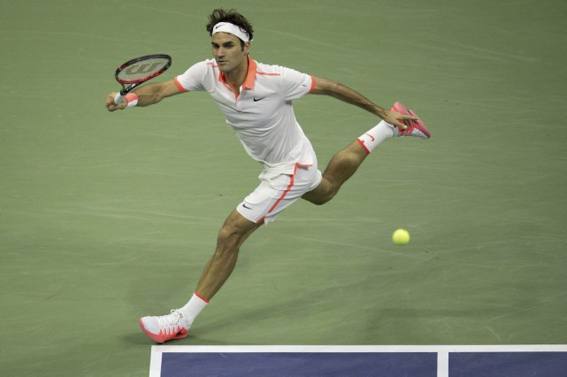 Roger Federer... (PHOTO CARLO ALLEGRI, ARCHIVES REUTERS)