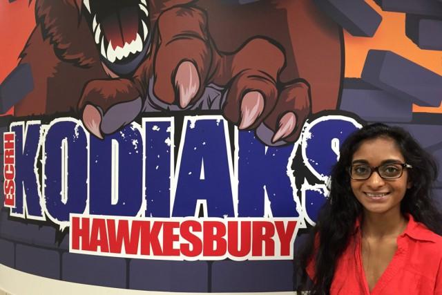 Avec un parcours académique impeccable, Priya Patel, une ancienne élève de... (Courtoisie)