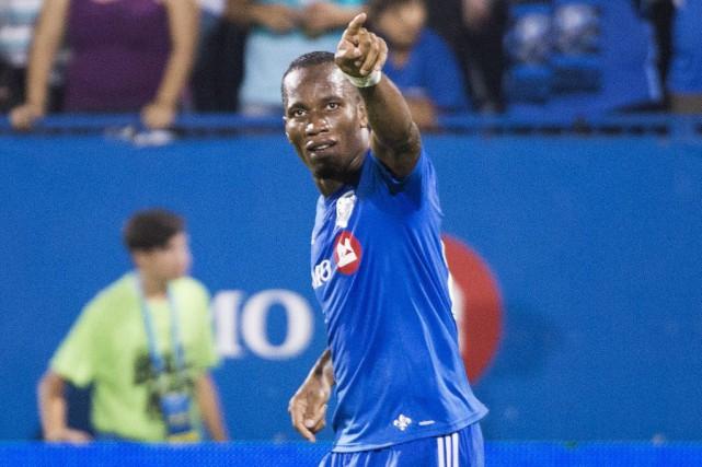 Le club respire un peu mieux depuis l'étincelante... (PHOTO GRAHAM HUGHES, LA PRESSE CANADIENNE)