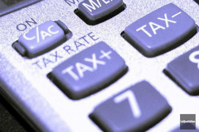 Je viens de recevoir mon compte de taxes scolaires de la Commission scolaire du... (Archives, Le Quotidien)