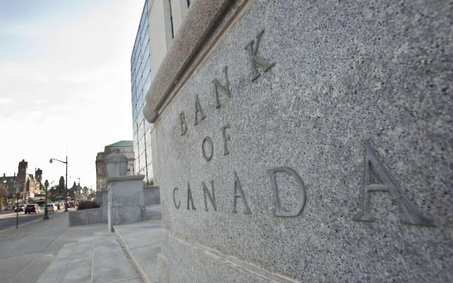 La Banque du Canada devrait publier demain des... (PHOTOGEOFF ROBINS, ARCHIVES AGENCE FRANCE-PRESSE)