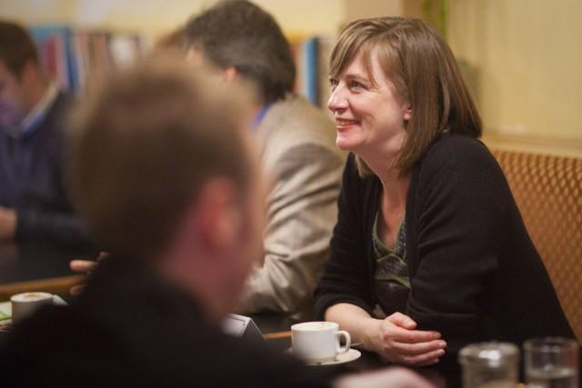 La conseillère Érika Duchesneaffirme qu'elle n'a pas l'intention... (Photo Andre Pichette, archives La Presse)