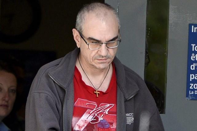 Éric Fortin, 44 ans, a avoué avoir déjà... (Jeannot Lévesque)