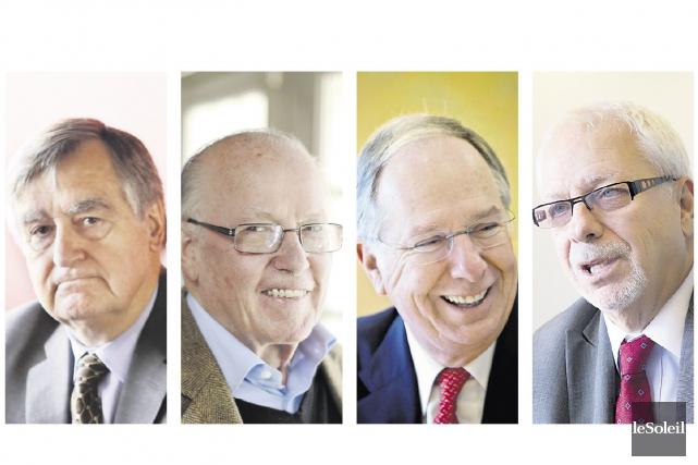 L'auteur est déçu que les anciens premiers ministres... (Photothèque Le Soleil)