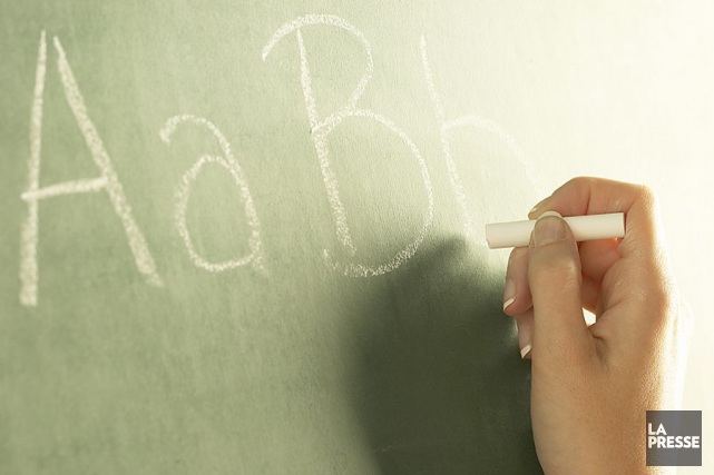Les jeunes enseignants en arrachent-ils en français au point qu'il est... (Photothèque La Presse)