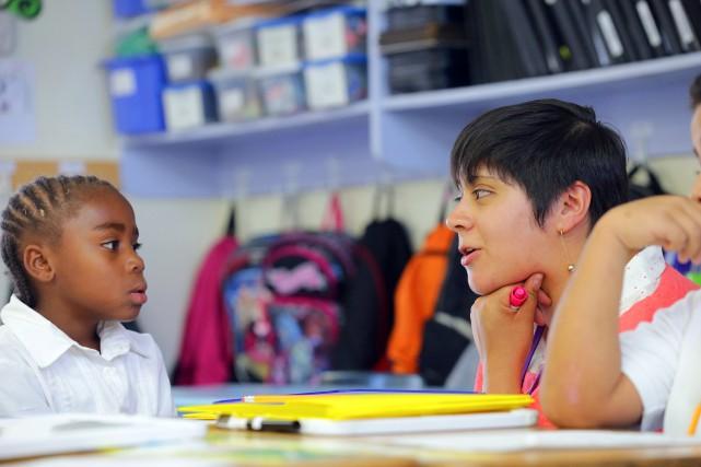 «Les écoliers ont besoin d'être stimulés et motivés... (PHOTO JIM WILSON, ARCHIVES THE NEW YORK TIMES)