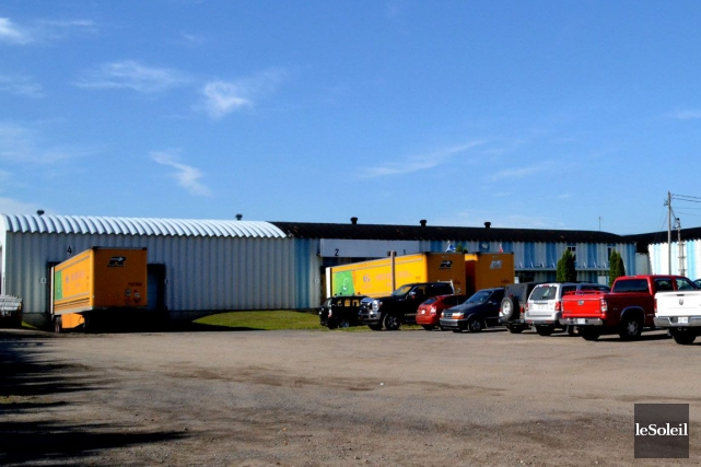 L'usine des Industries Cover à Baie-Saint-Paul cesse ses... (Photothèque Le Soleil)