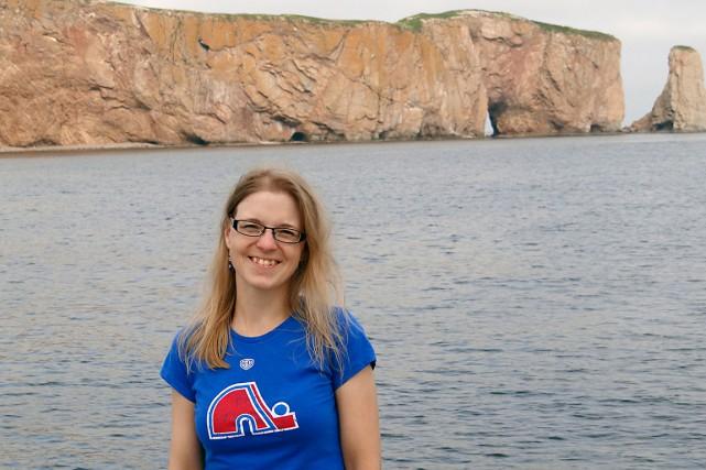La Gaspésienne Jocelle Cauvier espère depuis 20 ans... (Photo fournie par Jocelle Cauvier)