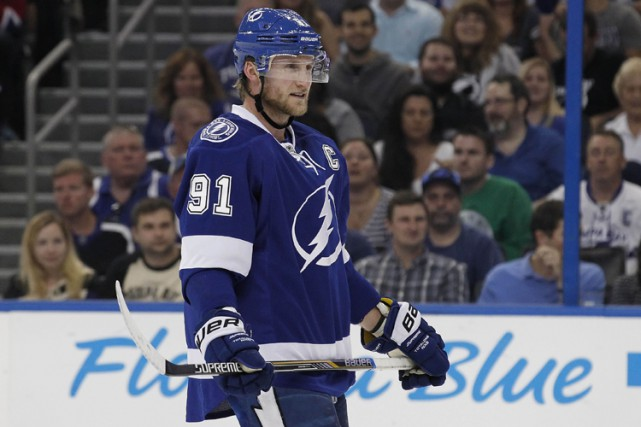 Steven Stamkos... (PHOTO ARCHIVES REUTERS)
