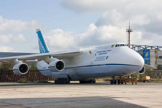 Deux des avions russes envoyés en Syrie étaient... (PHOTO WIKIPEDIA)
