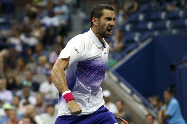 Marin Cilic... (PHOTO REUTERS)