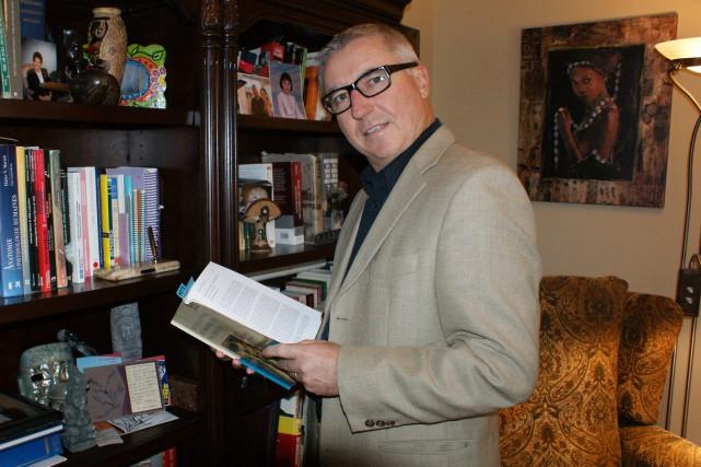 Me Philippe-Luc Boutin, qui est originaire de Mistassini,... ((Courtoisie))