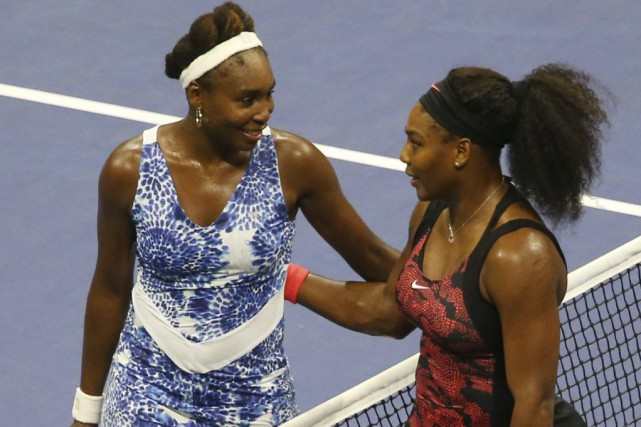 Serena Williams a un dossier de 9-5 contre... (Jerry Lai)