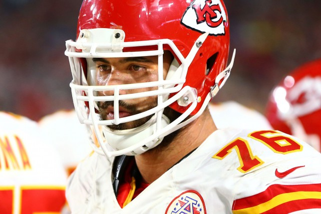 Laurent Duvernay-Tardif... (PHOTO MARK J. REBILAS, ARCHIVES USA TODAY SPORTS)